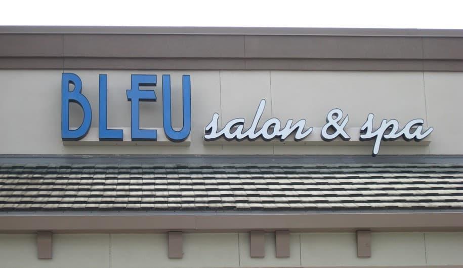 Bleu Salon