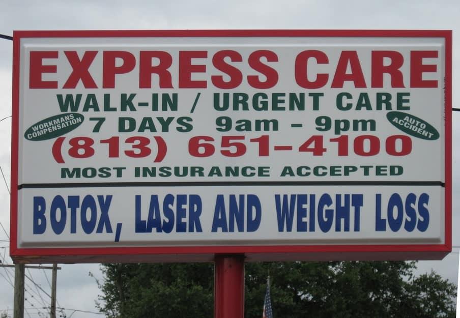 Express Care Pole
