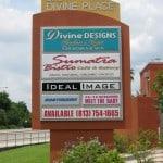 One Divine Place Pylon