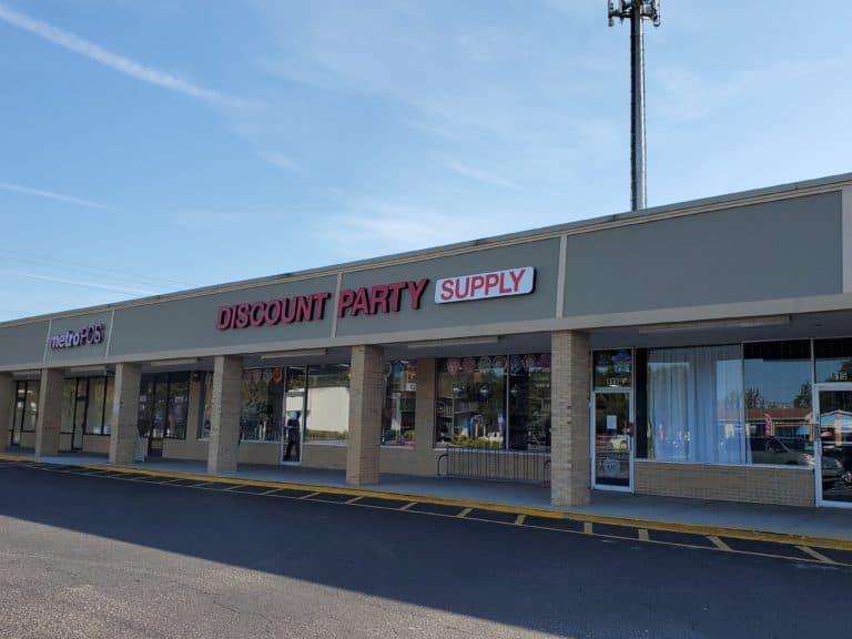 Discount Part - Brandon Channel Letters